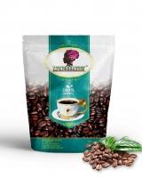Ethiopian Kaffa Rainforest Organic Coffee, 4oz