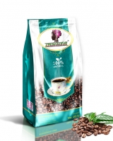 Ethiopian Rainforest Kaffa Organic Coffee, 10oz