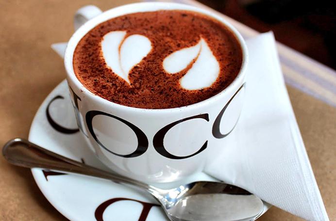 A Taste of Kaffa at Cafe